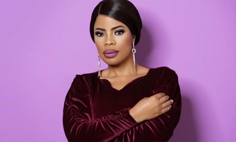 Winnie Ntshaba Reminds Everyone That She Was The Original Brand Ambassador