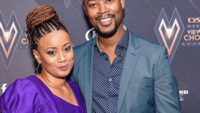 Photo of Vuyo Ngcukana Gets Serious And Protects His Bae From Tweeps Trying To Date Her