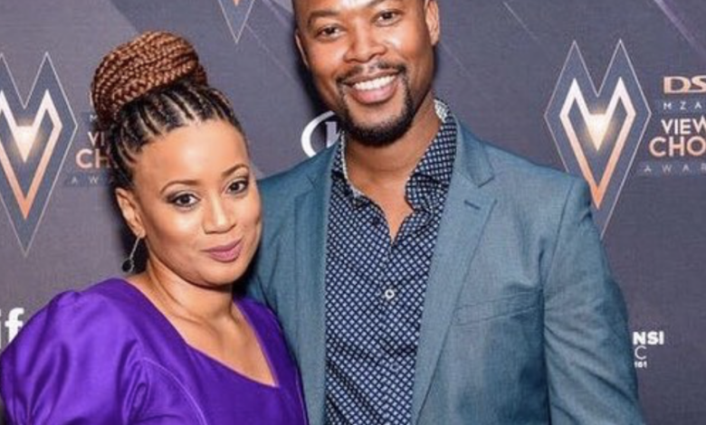 Vuyo Ngcukana Gets Serious And Protects His Bae From Tweeps Trying To Date Her