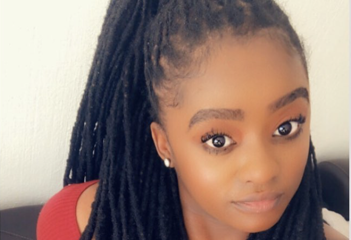 Watch! Samkelo Ndlovu's Adorable Daughter Has Grown Into Her Mini Me