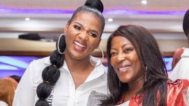 Photo of Pic! Rami Chuene Shares A Throwback Snap Of Herself And Long Time Bestie MaMkhize