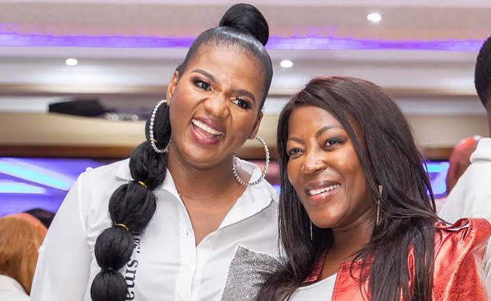 Pic! Rami Chuene Shares A Throwback Snap Of Herself And Long Time Bestie MaMkhize