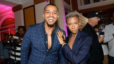 Photo of Lasizwe shares How His Friendship With Cedric Fourie Ended