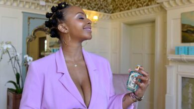 Photo of Boity Celebrates Selling Out The First 1000 Bottles Of Her New Perfume
