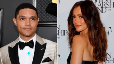 Photo of Trevor Noah Gets Serious With New American Girlfriend Minka Kelly