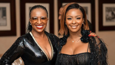Photo of Boity Wishes Her Fabulous Mother A Happy 50th Birthday With Heartfelt Message