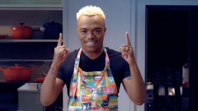 "Photo of Watch! Somizi Addresses Plagiarism Claims For His Show ""Dinner At Somizi's"""