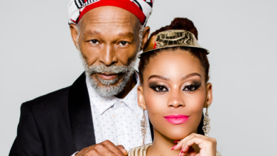 "Photo of Pics! Letoya Makhene Credits Her Father As "" The Best Dad"" In Touching Birthday Message"
