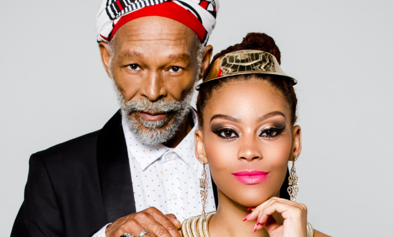 """Pics! Letoya Makhene Credits Her Father As """" The Best Dad"""" In Touching Birthday Message"""