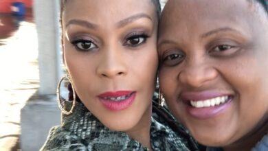 Photo of Pics! Inside Letoya Makhene's Romantic Birthday Weekend With Her Partner Lebo Keswa