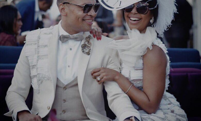 Pics! Minnie Dlamini Jones Celebrates Her Fathers Teachings in 3 Anniversary Message To Her Husband