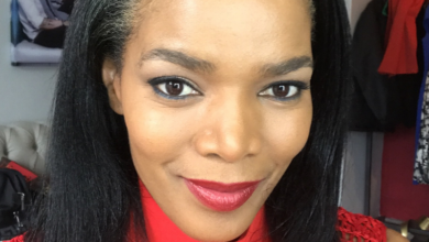 Photo of Watch! Connie Ferguson Learn Cool Amapiano Dance From Her Daughter