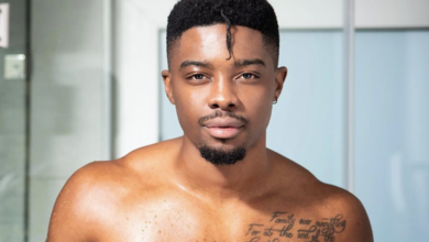 Photo of Watch! Tino Chinyani Shares His Steamy Hot Jacuzzi Date With Simphiwe Ngema
