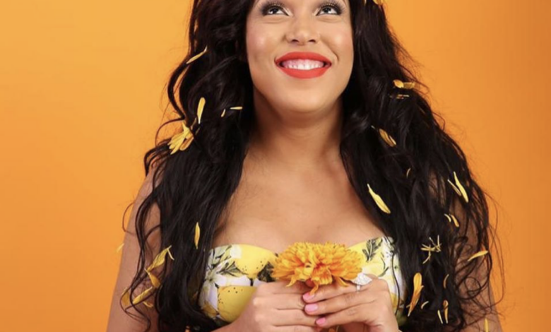 Watch! New Mom Simphiwe Ngema Shares A Video Of Her New Family Featuring Baby Chinyani