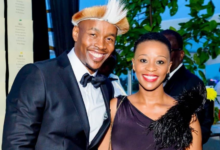 Photo of Watch! Salamina And Howza Celebrate Their 12th Year Anniversary Of Marriage