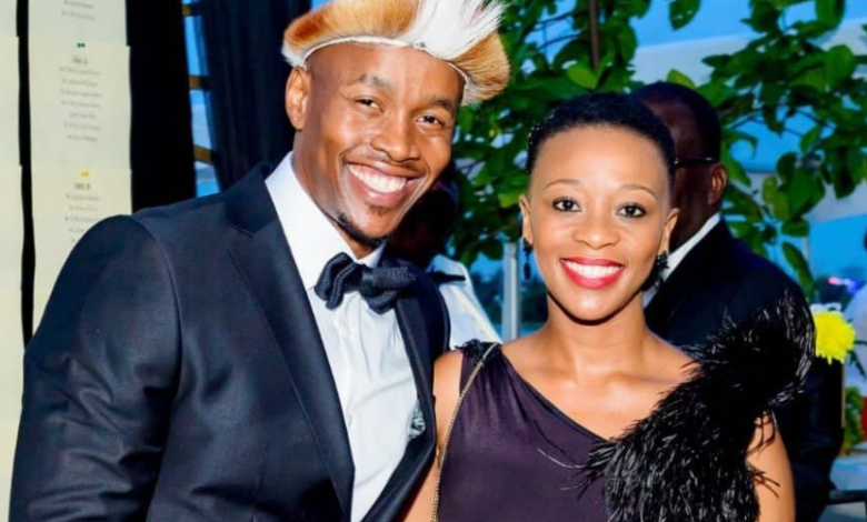 Watch! Salamina And Howza Celebrate Their 12th Year Anniversary Of Marriage