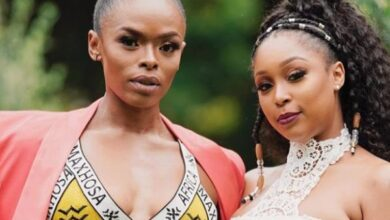 Photo of Unathi Pens A Heartfelt Message To Minnie Dlamini For Being A Great Friend
