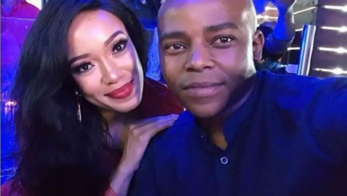 Photo of Dineo Langa Shares How Proud She Is Of Loyiso MacDonald In Sweet Birthday Shoutout