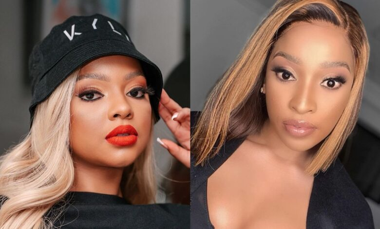 B*tch Stole My Look! Mihlali Vs Cindy: Who Wore It Better?