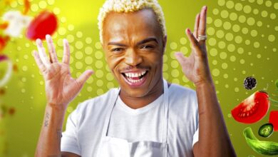 "Photo of Somizi Accused Of Plagiarizing ""Dinner At Somizi's"" Concept"