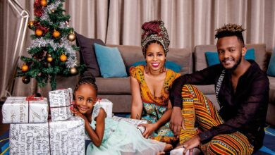 Photo of Kwesta Pens A Heartfelt Message To His Wife And Daughter Who Share A Birthday