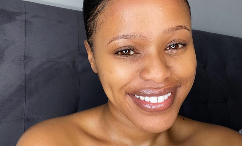 Natasha Thahane Tells Of An Obsessed Fan's Advances