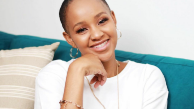 Photo of Mpoomy Ledwaba Shows Off Her New Car Gift From Husband Brenden Praise