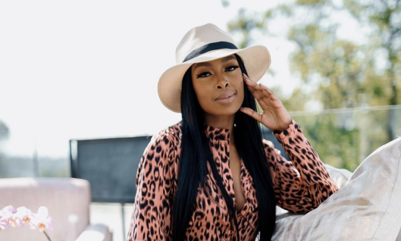 K Naomi Remembers Her Late Mother In Celebration Of A New Chapter Of Life