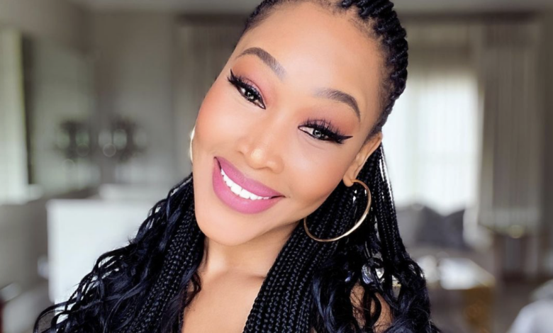 Pics! 5 Style Moments We Love By Real Housewives Of Johannesburg Star Mrs Mops