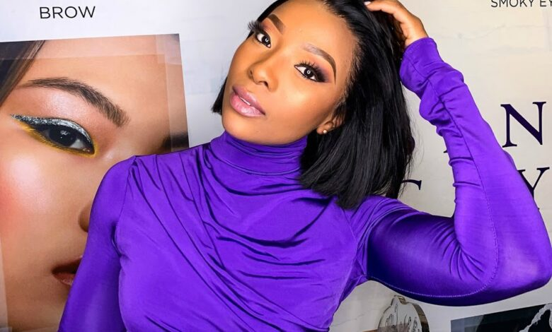 Pearl Modiadie Shares Her Thoughts On Women Who Compare Contractions To Menstrual Pains