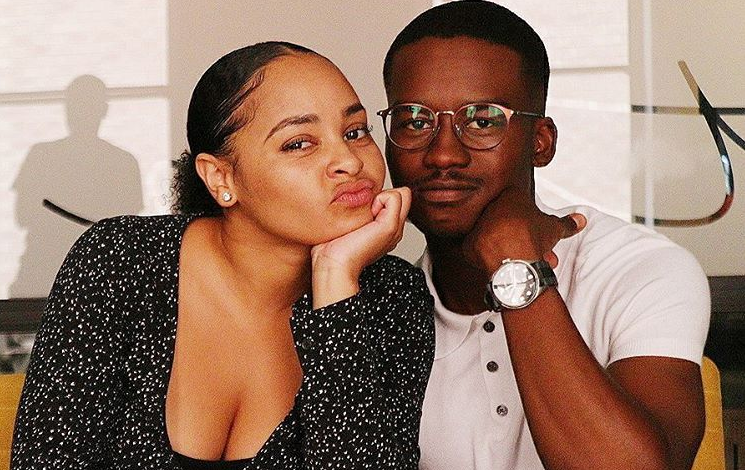 Stephanie Sandows Celebrates Making It Through The Hard Times With Husband Hungani Ndlovu