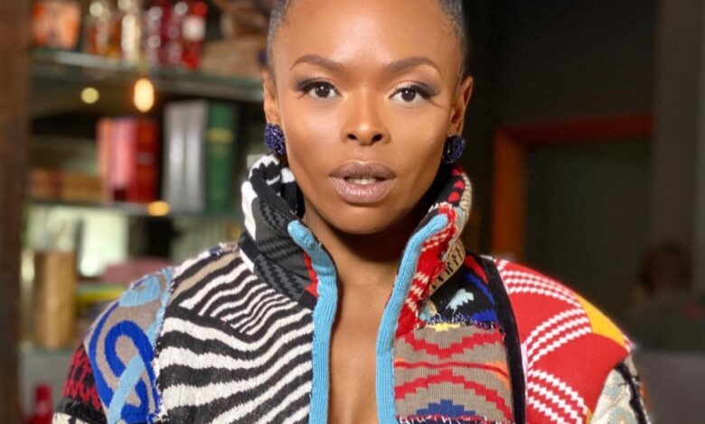 Watch! Unathi Addresses Men Who Say Women Who Dance To John Vuli Gate Deserve to Be Violated