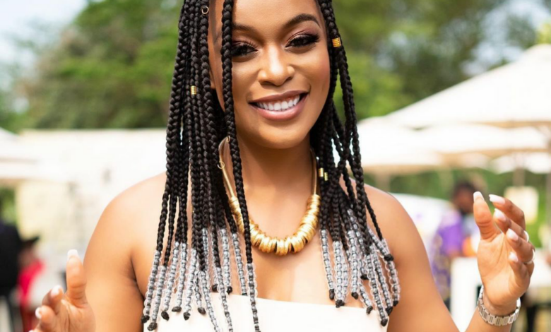 Nomzamo Mbatha Remembers Her Little Sister On What Would Be Her 26th Birthday