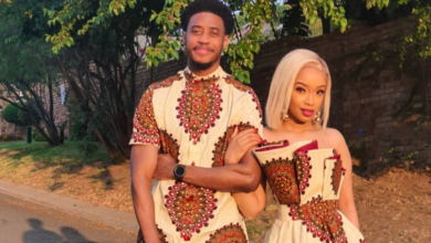 Photo of Watch! Dineo And Solo Langa Venture Into Fashion With Their New Wedding Line