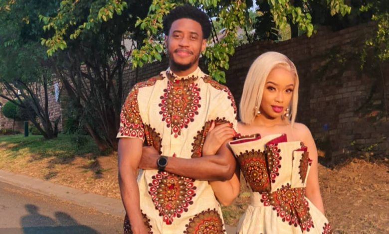 Watch Dineo And Solo Langa Venture Into Fashion With Their New Wedding Line