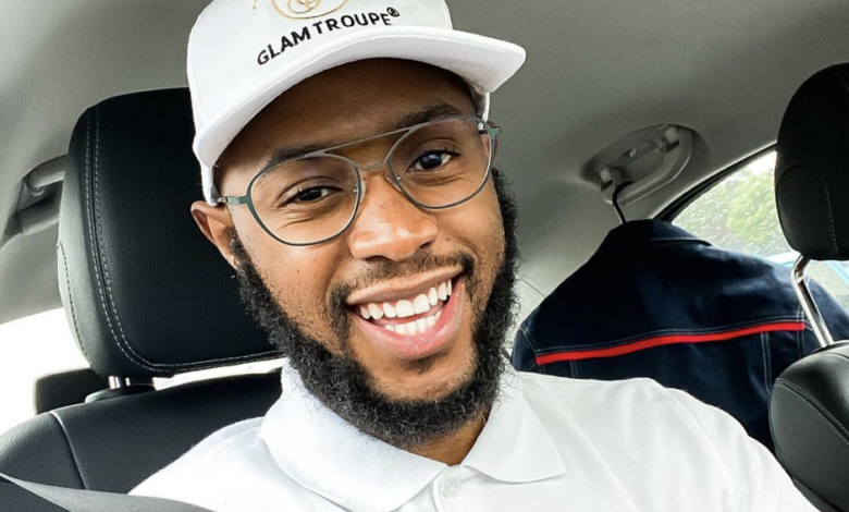 Watch! Mohale Reveals His New Brand Partnership With Mini Cooper