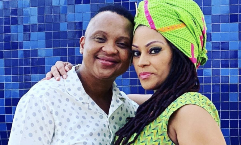 Pics! Letoya Makhene Shares More Details About Her Marriage Negotiations With Lebo's Family