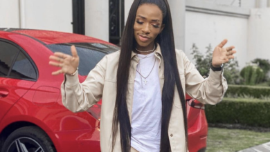 Photo of Watch! Lasizwe Reveals His New BMW Convertible Car