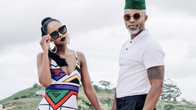 Photo of Thapelo Mokoena And His Wife Celebrate Their 8 Year Wedding Anniversary