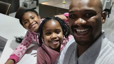 Photo of SA Celebrity Proud Girl Dads