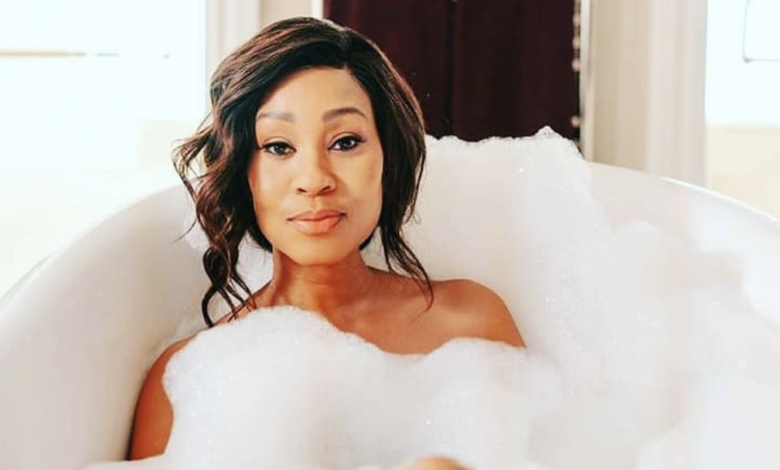 Pic! Kgomotso Christopher Shares A Photo Of Her Grandmother Who Looks Just Like Her