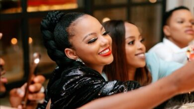 Photo of Pics! Inside Mihlali Ndamase's Surprise 24th Birthday Celebrations