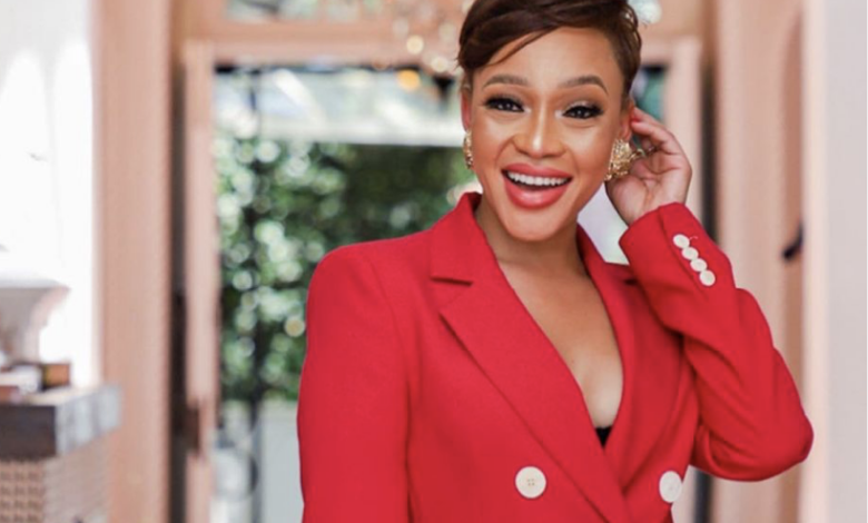 Thando Thabethe Scores A New Acting Role