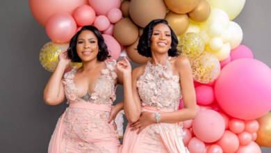 Photo of See Inside! Blue And Brown Mbombo's Birthday Celebration