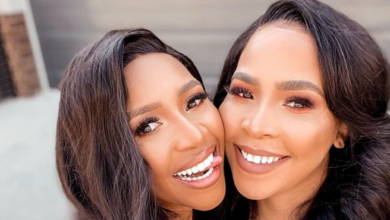 Photo of Blue Mbombo Sends Her Twin Sister Brown Mbombo A Sweet Shoutout In Celebration Of Their Birthday