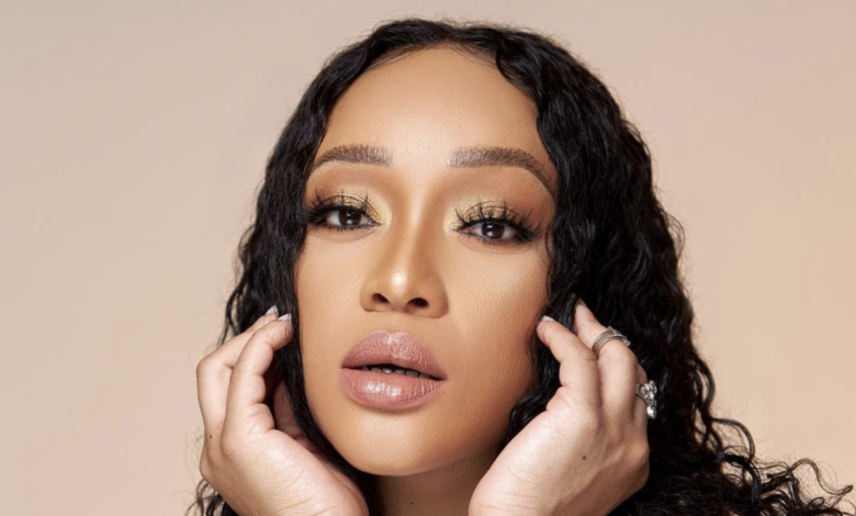 Thando Thabethe Overwhelmed By How Proud Her Grandmother Is Of Her Career