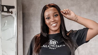 Photo of Sbahle Mpisane On Overcoming Her Fear Of Getting Behind The Wheel Again