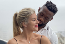 Photo of Siya Kolisi Celebrates Rachel's Birthday With A Sweet Shout Out