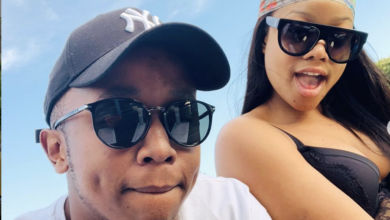 Photo of Ntando Duma Dragged Into Junior De Rocka's 3 Year Anniversary Celebration With His bae