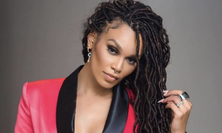 """Pearl Thusi Rants About """"Twitter Roaches"""" Who Drag Her For Not Using Her Zulu Names"""